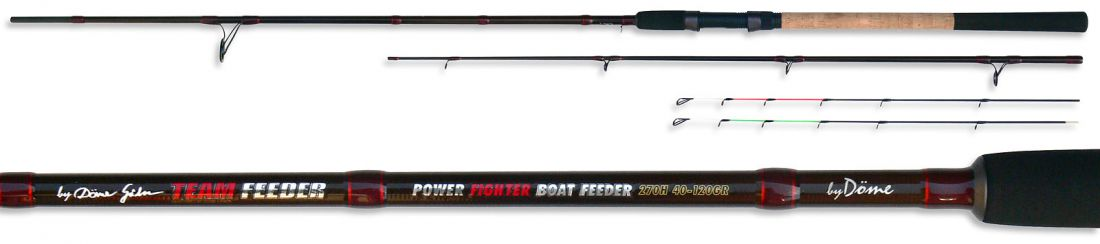 BY DÖME TF POWER FIGHTER QUIVER 300 M 10-50GR